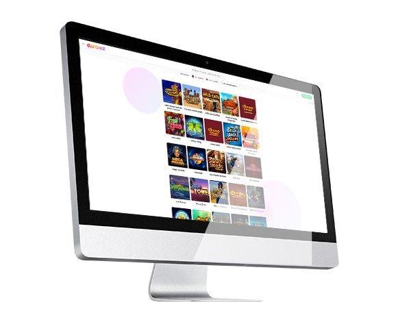 Dreamz Casino desktop