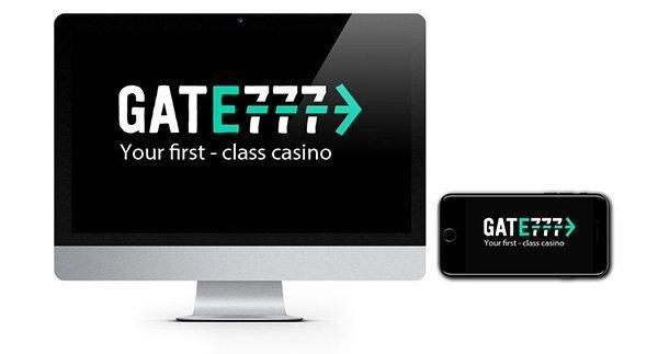 Logo Casino Gate777