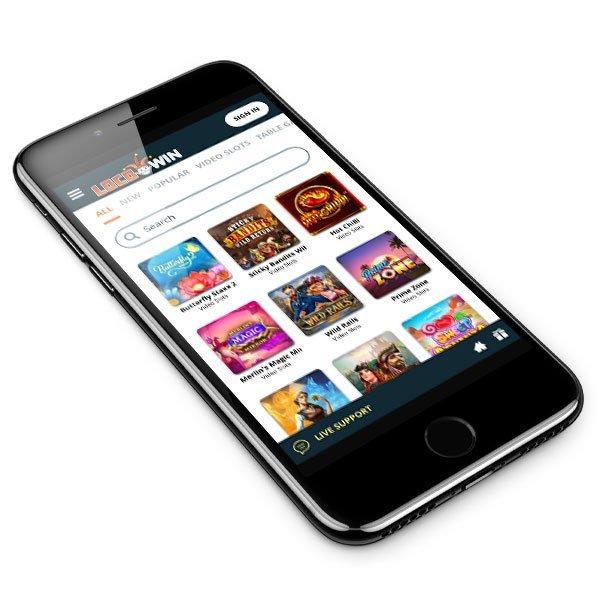 Locowin Casino mobile