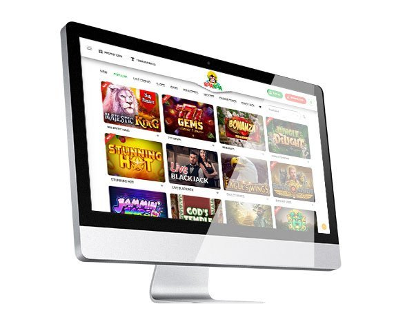 BoaBoa Casino desktop