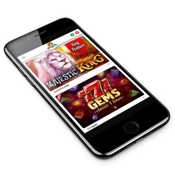 BoaBoa Casino mobile