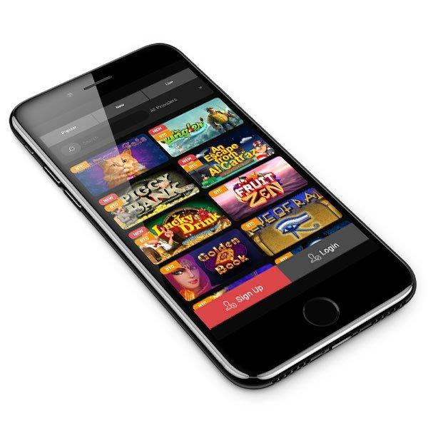 CasinoChan mobile