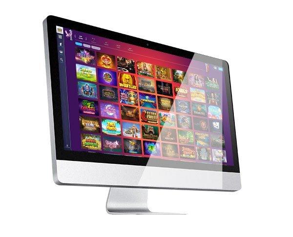 Casino Gods Casino Lobby Desktop