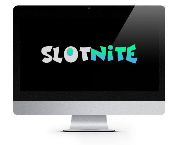 NEW Slotnite Casino logo
