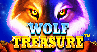 Wolf Treasure Logo