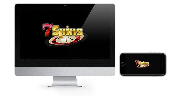 7Spins Casino logo