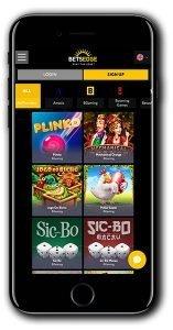 Bets Edge Casino mobile
