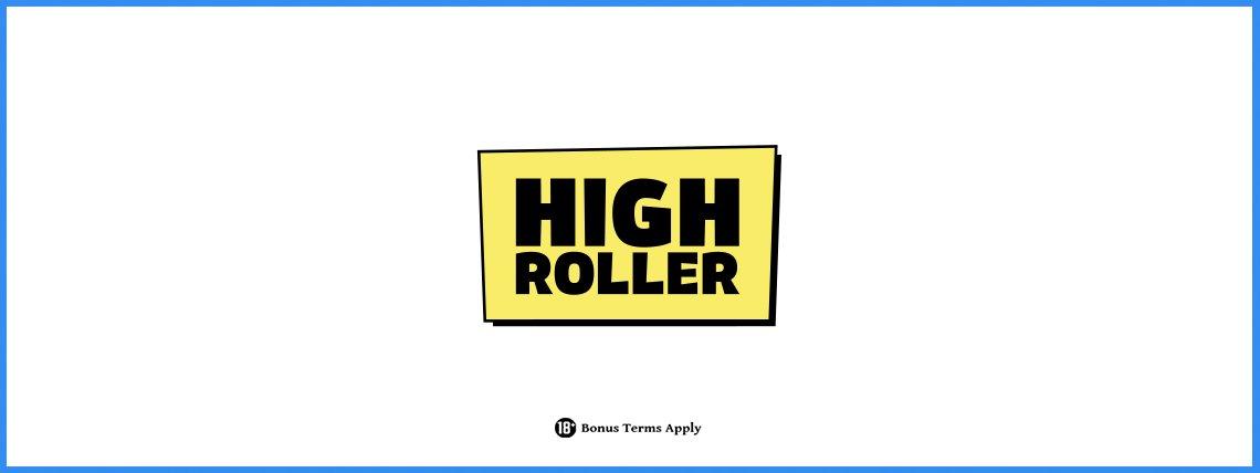 online casino high roller bonus