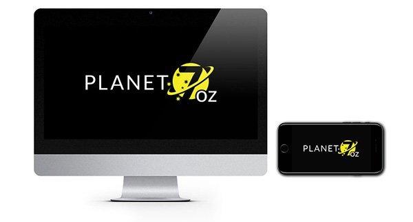 Planet7 Oz Casino logo