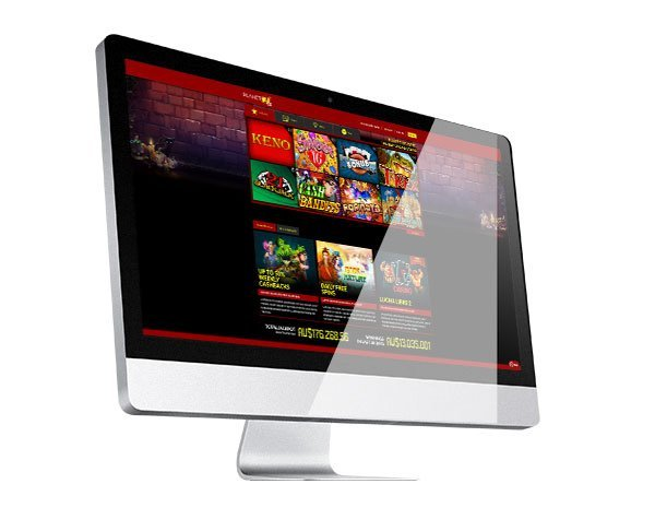 Planet7 Oz Casino desktop