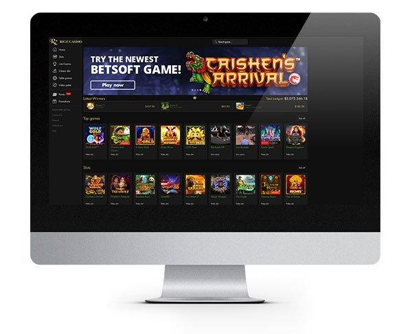 Rich Casino Desktop
