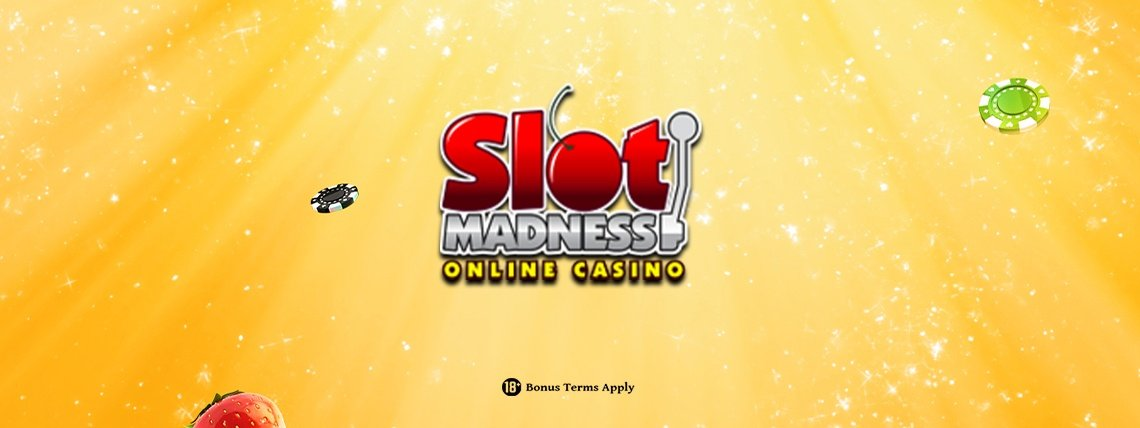 Slot Madness 1140x428