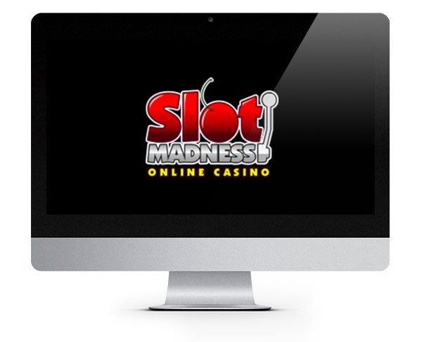 Логотип игрового казино Slot Madness Casino
