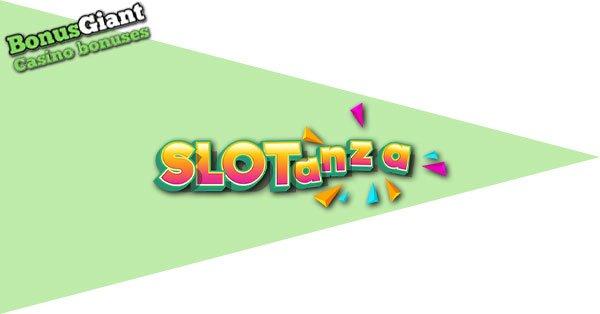 Slotanza Casino Logo BG