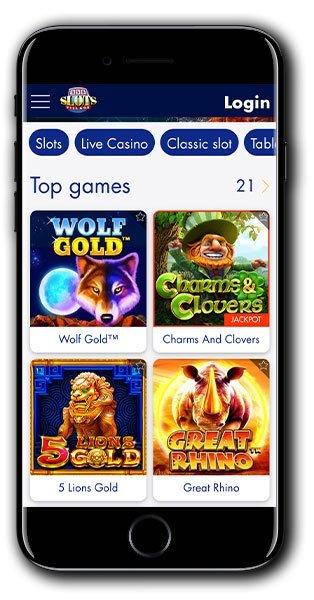 Slots Village Mobile Casino