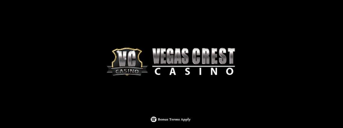 Vegas Crest casino Featured Image