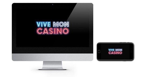 Viva Mon Casino Logo