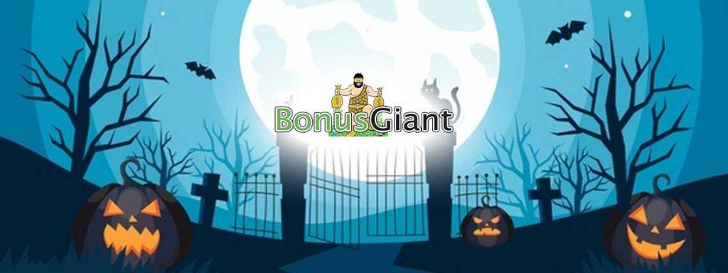 bonus giant halloween 2019