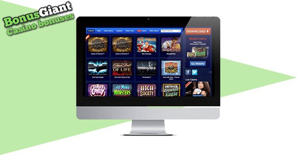 Desktop All Slots Casino