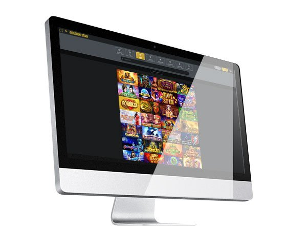 Golden Star Casino desktop