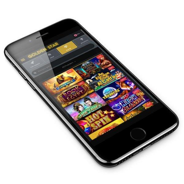 Golden Star Casino mobile