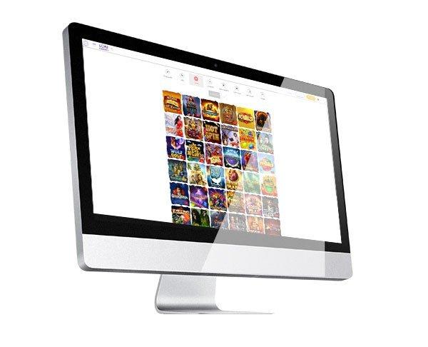 Loki Casino desktop