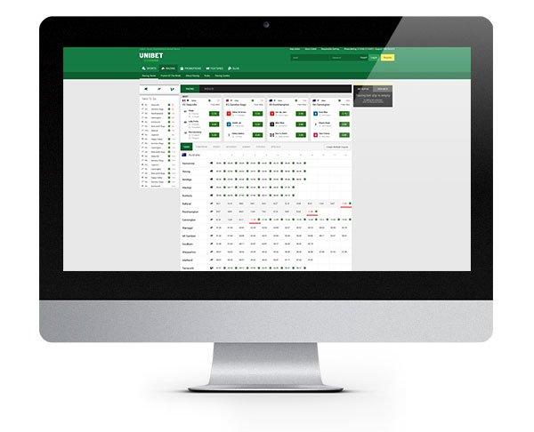 Unibet Sports Betting Horse Racing
