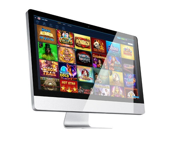 WebbySlot Casino Desktop games