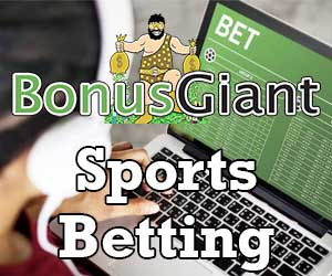 Sports betting section