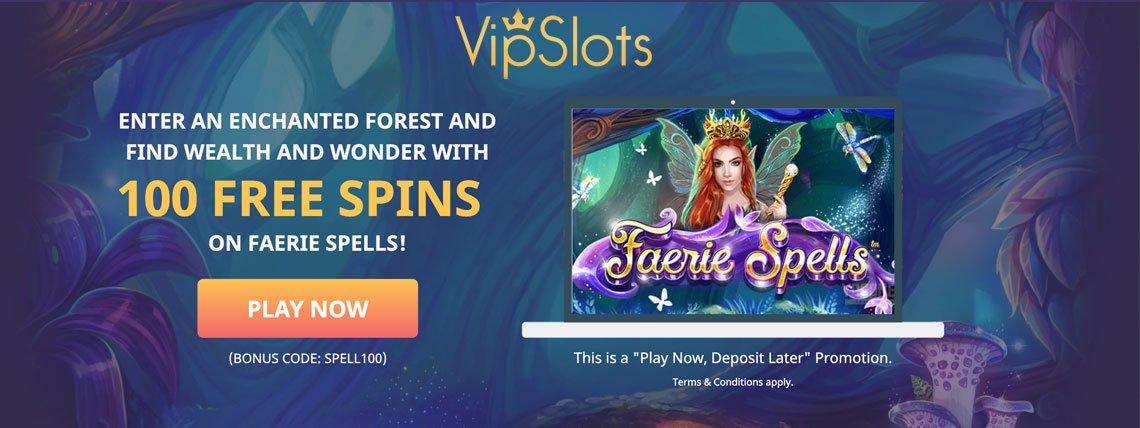 vip slots 100 free