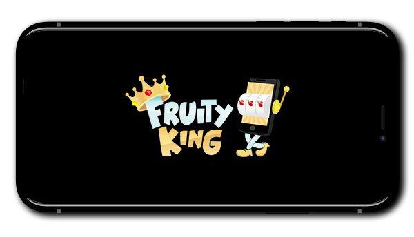 Fruity King Logo Mobile