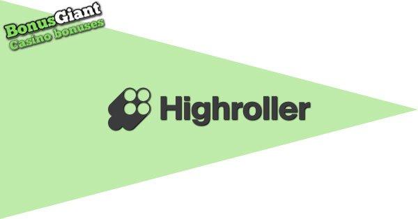 Logo Kasino Highroller