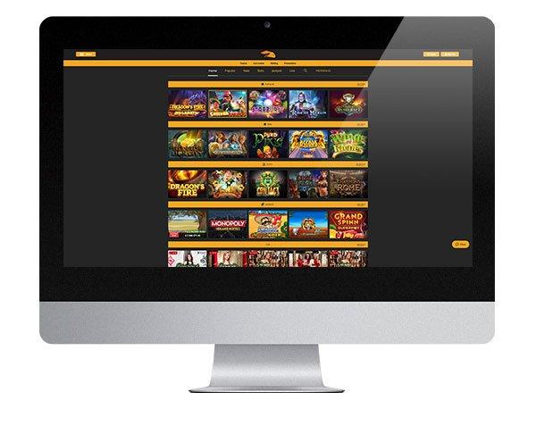 Snabbis Desktop Casino