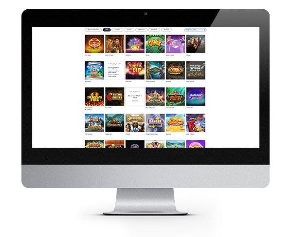 iGame desktop casino