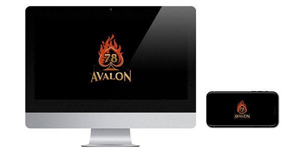 Logo Avalon78 Casino
