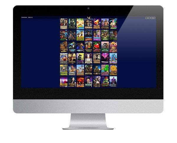Grand Eagle Casino Desktop