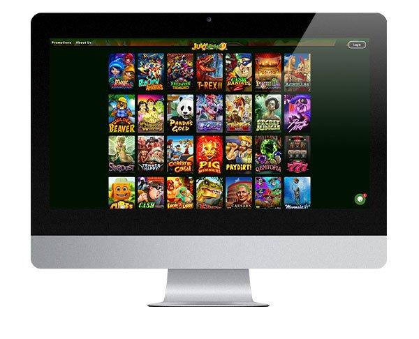 Juicy Vegas Casino desktop