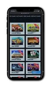 Paradise 8 Casino mobile
