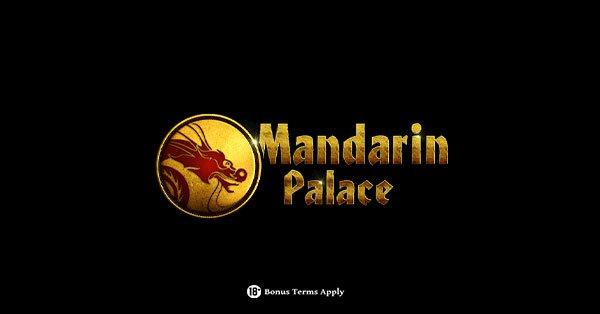 Mandarin Palace Casino Logo Banner
