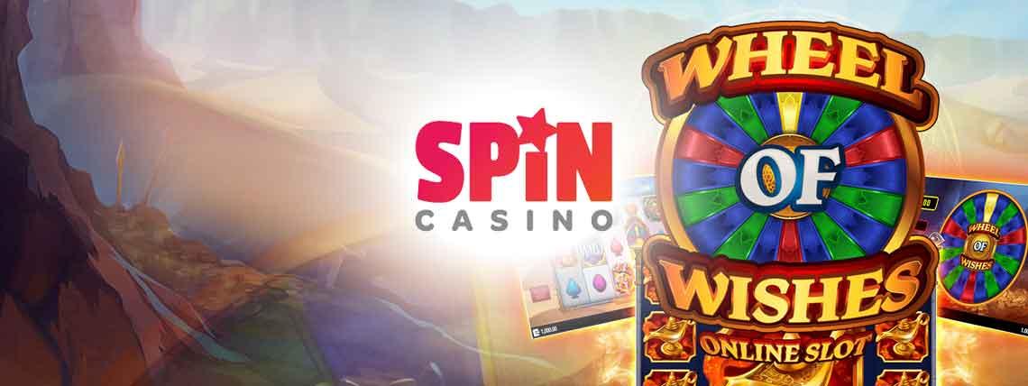 spin casino wheel