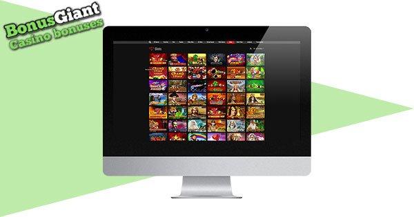 BetRebels Desktop Casino