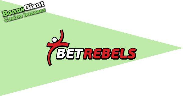 BetRebels logo banner