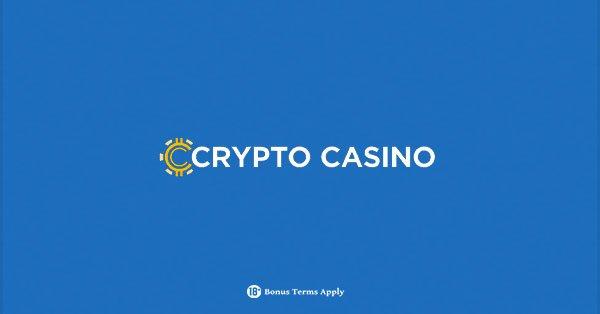 Crypto Casino logo banner