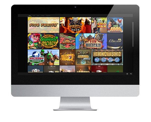 King Tiger Desktop casino