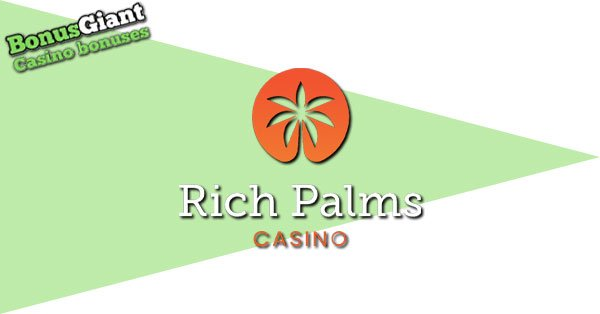 Logo Rich Palms Casino