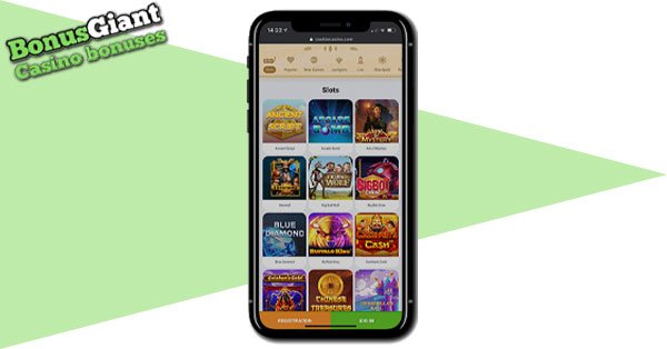 Cookie Casino Mobile