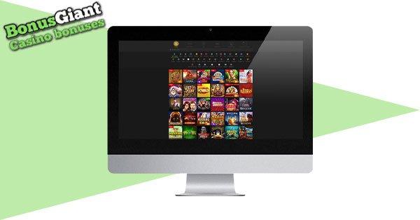 FastPay Casino Desktop