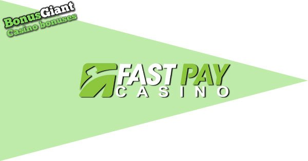 FastPay Casino Logo banner