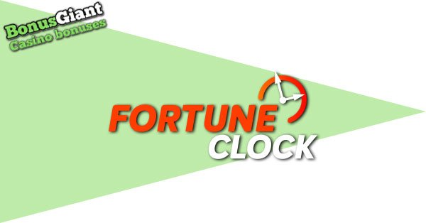 Fortune Clock Casino Logo