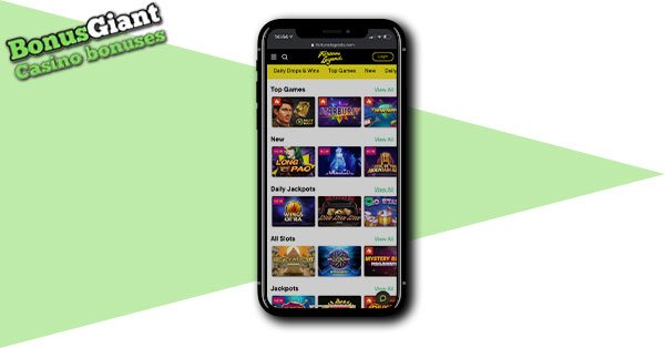 Fortune Legends Casino Mobile